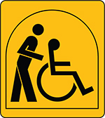 Assisted WheelChair User